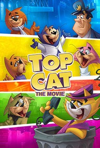 Top Cat:The Movie (UK)