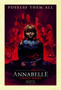 Annabelle Comes Home (2019) - Rotten Tomatoes