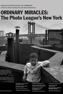 Ordinary Miracles: The Photo League's New York