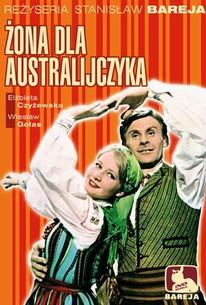 Zona dla Australijczyka (Wife for an Australian)