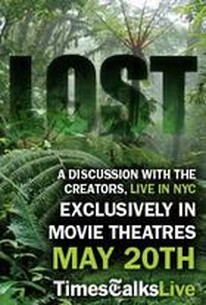 Times Talks Live: Lost