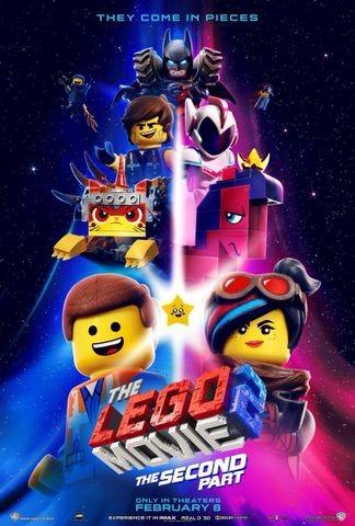 Lego przygoda 2 CDA