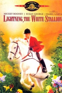 Lightning---The White Stallion