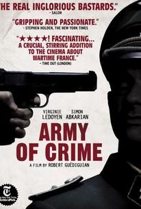 Army of Crime (L'Armée du Crime)
