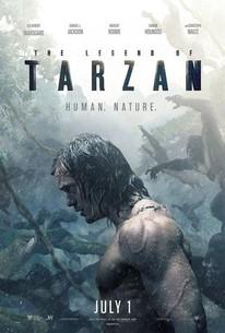 The Legend Of Tarzan 2016 Rotten Tomatoes