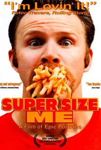 who made supersize me