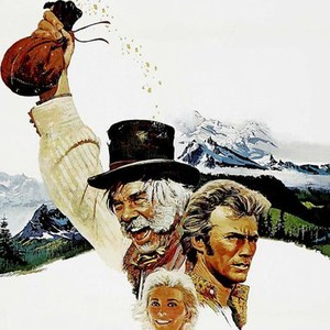 woman in paint your wagon