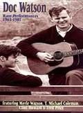 Doc Watson - Rare Performances 1963-1981