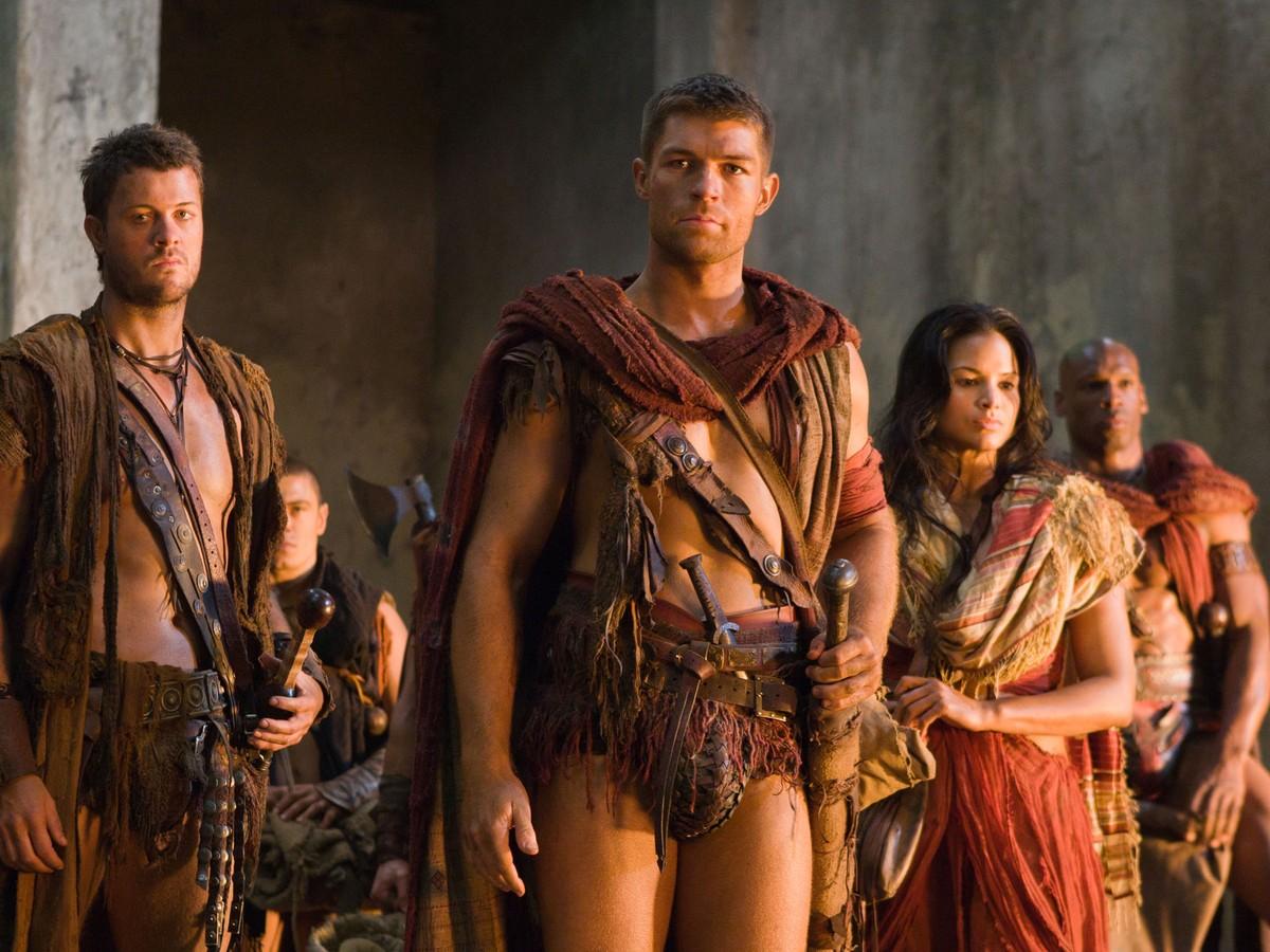 spartacus - vengeance, episode 5 - rotten tomatoes
