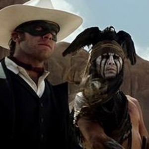 The Lone Ranger 2013 Rotten Tomatoes