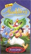 Aladdin's Arabian Adventures: Team Genie