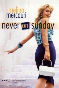 Never on Sunday
