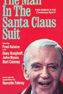 The Man in the Santa Claus Suit