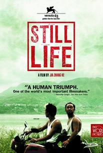 Still Life (Sanxia Haoren)