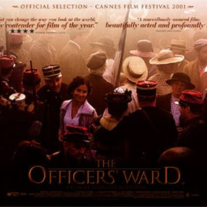 officer's ward (2001) - rotten tomatoes