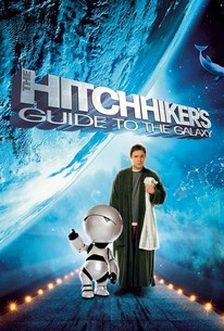 Image result for hitchhiker's guide to the galaxy movie