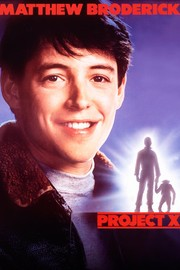 watch project x 1987 free online
