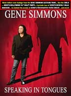 Gene Simmons - Speaking in Tongues