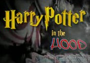 Harry Potter in the Hood