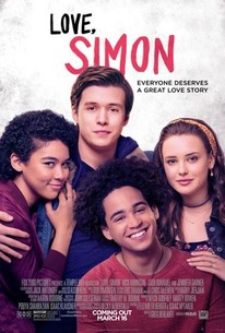 Love, Simon (2018) - Rotten Tomatoes