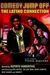 Comedy Jump Off: The Latino Explosion