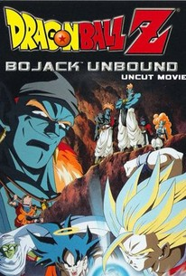 Dragon Ball Z Bojack Unbound