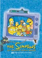 Simpsons - The Complete Fourth Season
