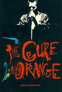 The Cure In Orange