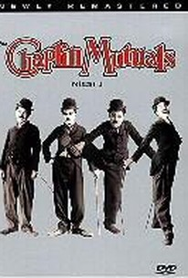Chaplin at Mutual Studios 1