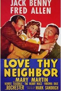 Love Thy Neighbor