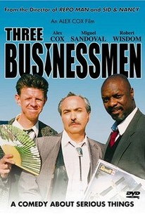 Three Businessmen