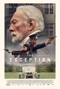 The Exception (The Kaiser's Last Kiss) (2017) - Rotten Tomatoes
