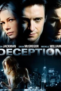 Deception 2008 Rotten Tomatoes