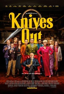 Knives Out 2019 Rotten Tomatoes