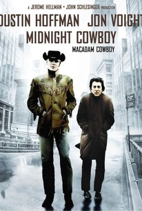 midnight cowboy 1969 rotten tomatoes