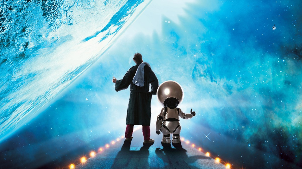 Image result for The Hitchhiker's Guide To The Galaxy (2005)