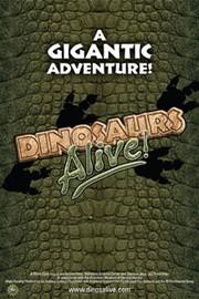 Dinosaurs Alive! 3D