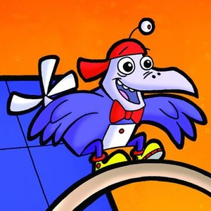 Digit is voiced by Gilbert Gottfried