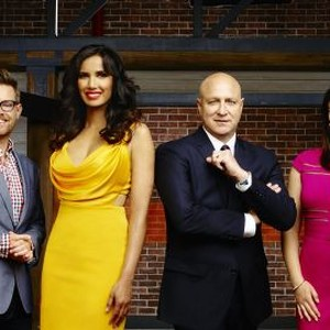 Richard Blais, Padma Lakshmi, Tom Colicchio and Gail Simmons (from left)
