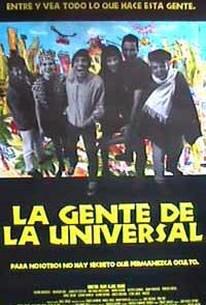 La Gente de la Universal (The People at Universal)