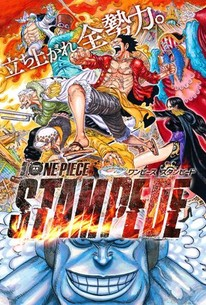 One Piece Stampede 2019 Rotten Tomatoes