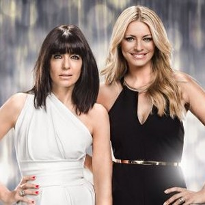 Claudia Winkleman (left) and Tess Daly