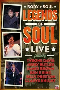 Body + Soul: Legends of Soul: Live