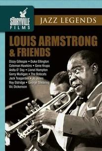 Jazz Legends: Louis Armstrong & Friends