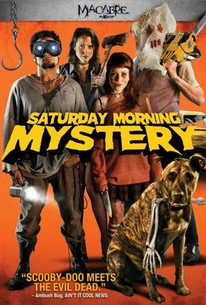 Saturday Morning Massacre (Saturday Morning Mystery)