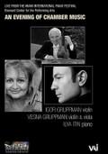 An Evening of Chamber Music: Gruppman, Gruppman and Itin