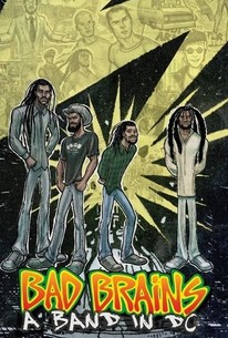 Bad Brains: Band In DC