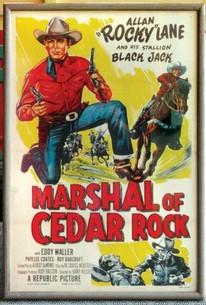 Marshal of Cedar Rock
