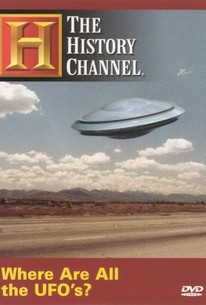 Where Are All the UFOs?