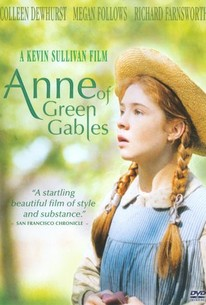 Anne of green gables: continuing story dvd | vision video.